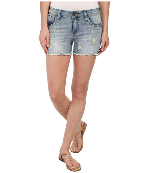 KUT from the Kloth - Gidget Shorts (Contented Wash) Women