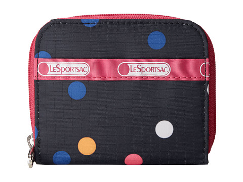 LeSportsac - Claire (Litho Dot Pink) Coin Purse