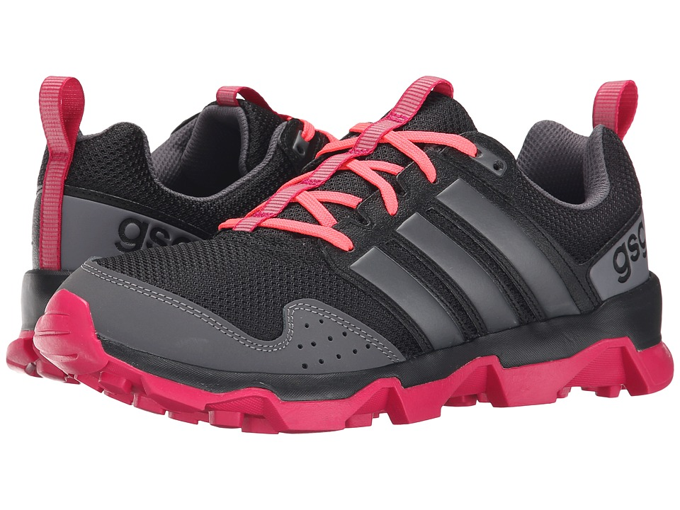 adidas Outdoor GSG9 Trail (Black/Night Metallic/Bold Pink) Women