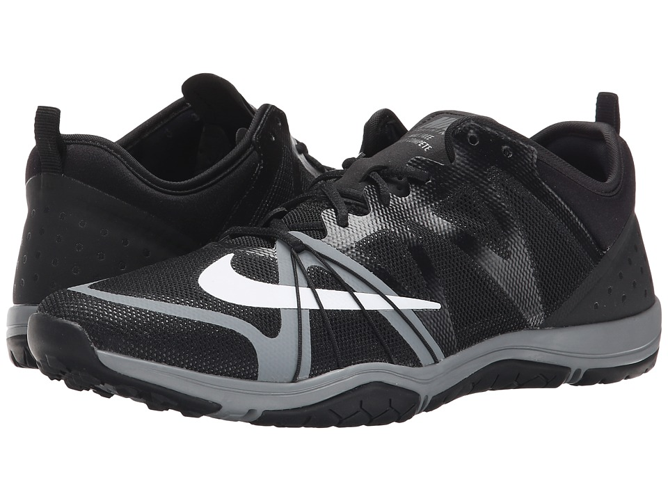 Nike - Free Cross Compete (Black/Cool Grey/White) Women's Cross Training Shoes