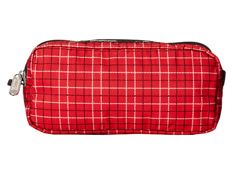 LeSportsac - Kevyn (Tattersal Red) Cosmetic Case