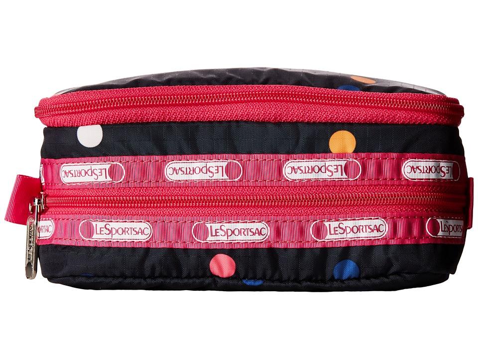 LeSportsac - Kevyn (Litho Dot Pink) Cosmetic Case