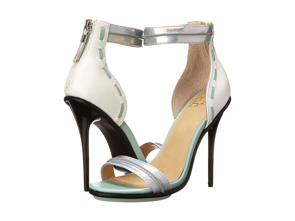 GX By Gwen Stefani - Armin (Iridescent/White Matte) High Heels