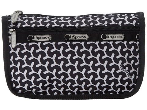 LeSportsac - Travel Cosmetic (Peppercorn) Cosmetic Case