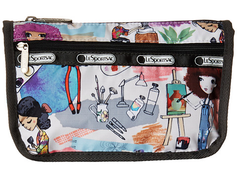 LeSportsac - Travel Cosmetic (Art School) Cosmetic Case