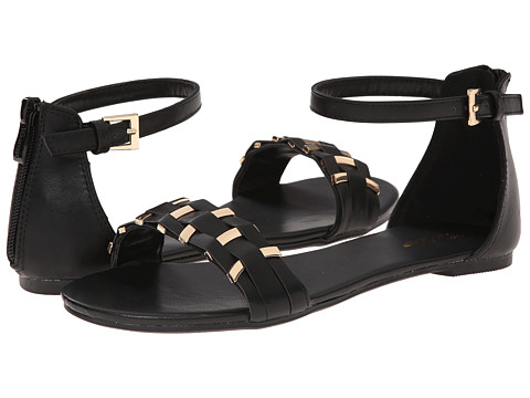 Wanted - Bandeau (Black) Women's Sandals