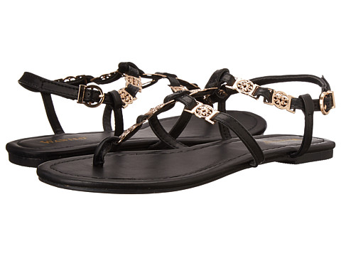 Wanted - Filigree (Black) Women's Sandals