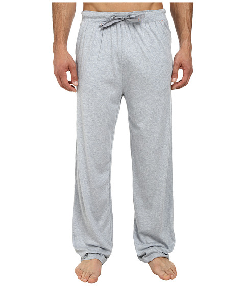 Tommy Bahama - Heather Cotton Modal Jersey Lounge Pants (Chambray 2) Men