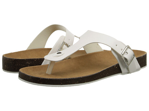 Wanted - Snoopy (White) Women's Sandals