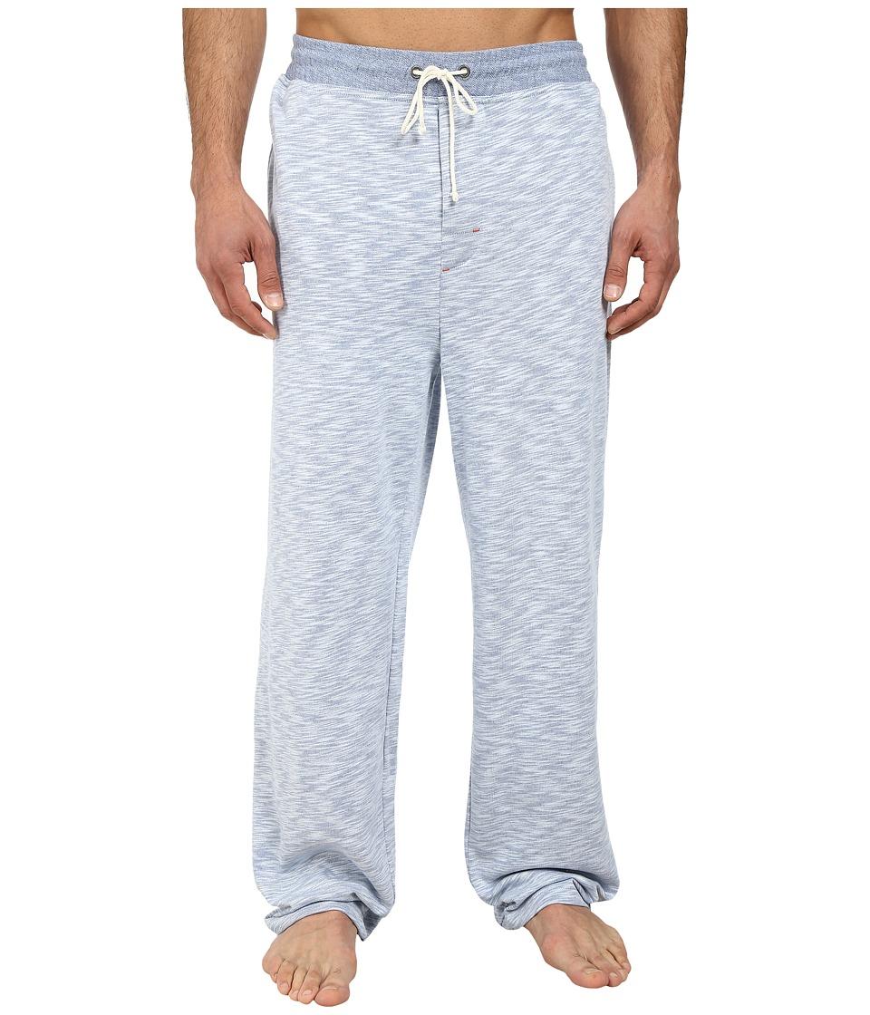 Tommy Bahama - Slub French Terry Bottom (Chambray 2) Men's Pajama