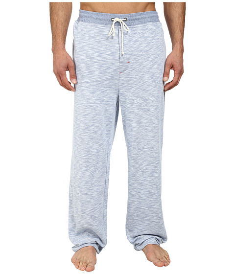 Tommy Bahama - Slub French Terry Bottom (Chambray 2) Men's Pajama