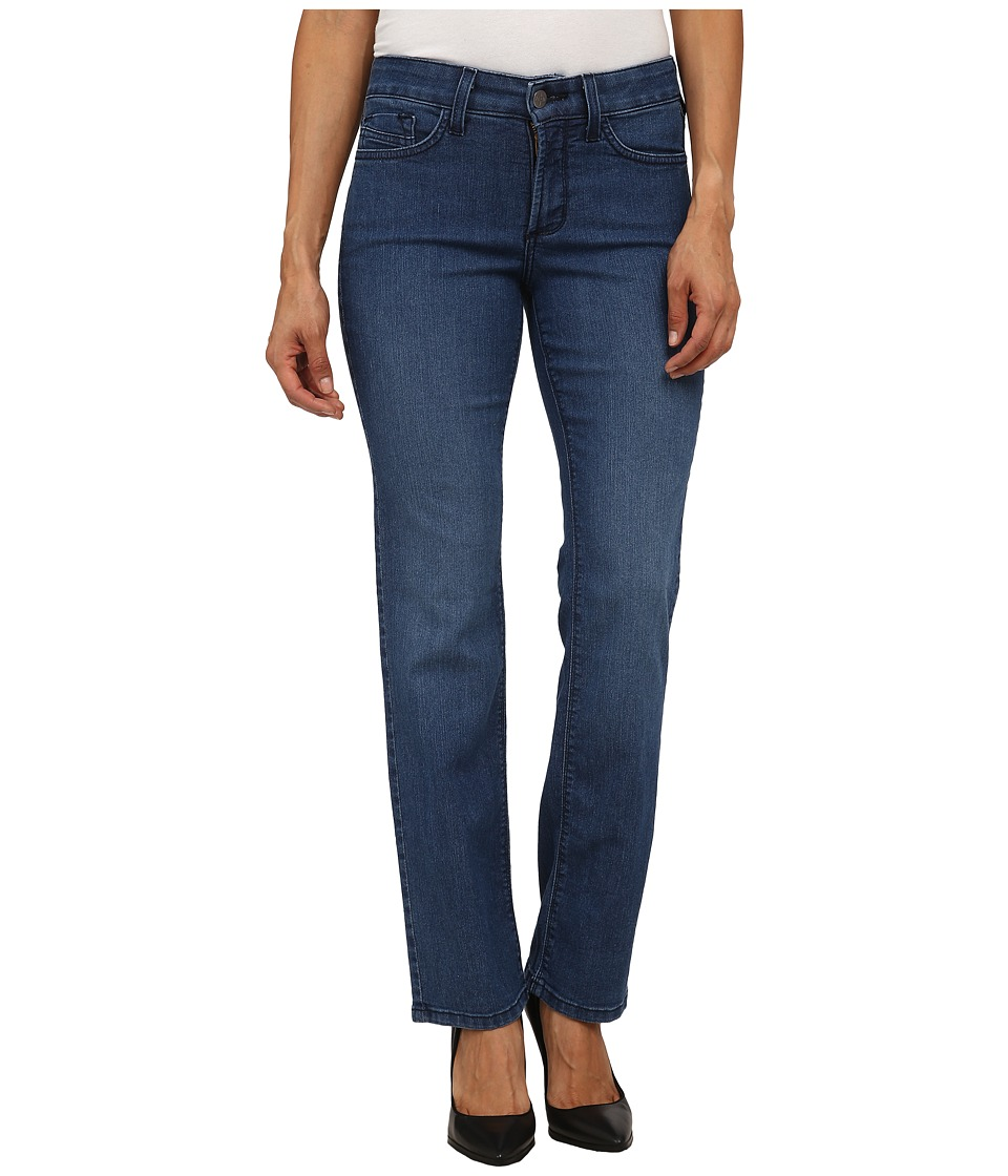 NYDJ Petite - Petite Marilyn Straight in Yucca Valley (Yucca Valley) Women's Jeans