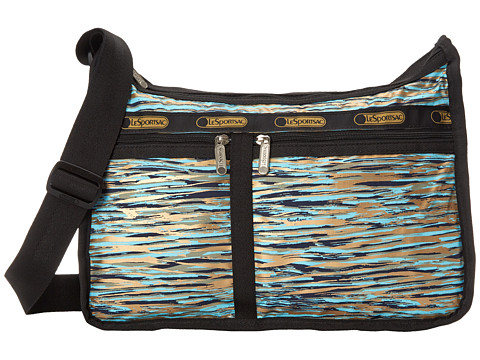 LeSportsac - Deluxe Everyday Bag (Gold Coast) Cross Body Handbags