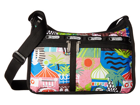 LeSportsac - Deluxe Everyday Bag (ST. Barts) Cross Body Handbags