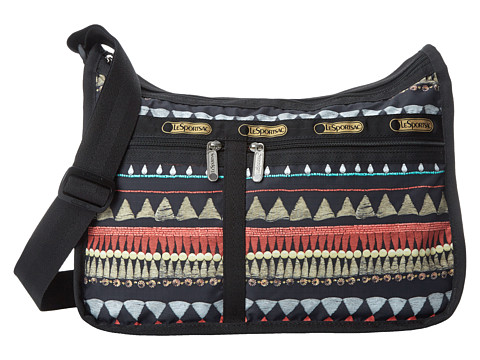 LeSportsac - Deluxe Everyday Bag (Spice Market) Cross Body Handbags