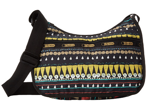 LeSportsac - Classic Hobo Bag (Spice Market) Cross Body Handbags