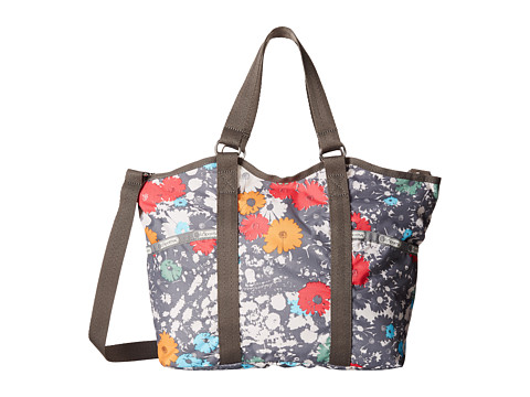 LeSportsac - Small Carryall (Chroma Flower) Handbags