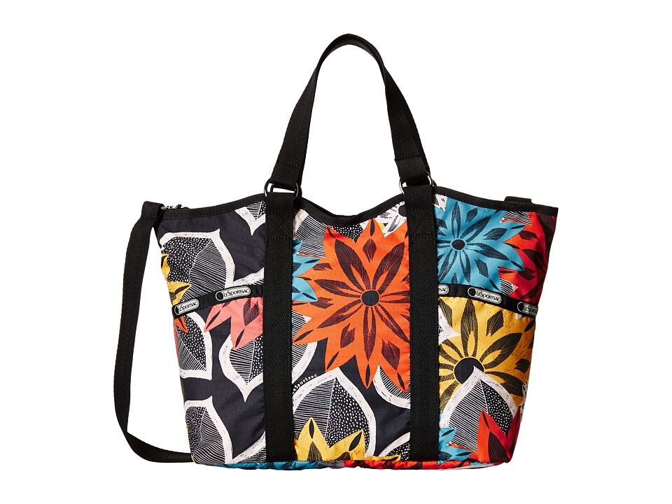 LeSportsac - Small Carryall (Caraway Floral) Handbags
