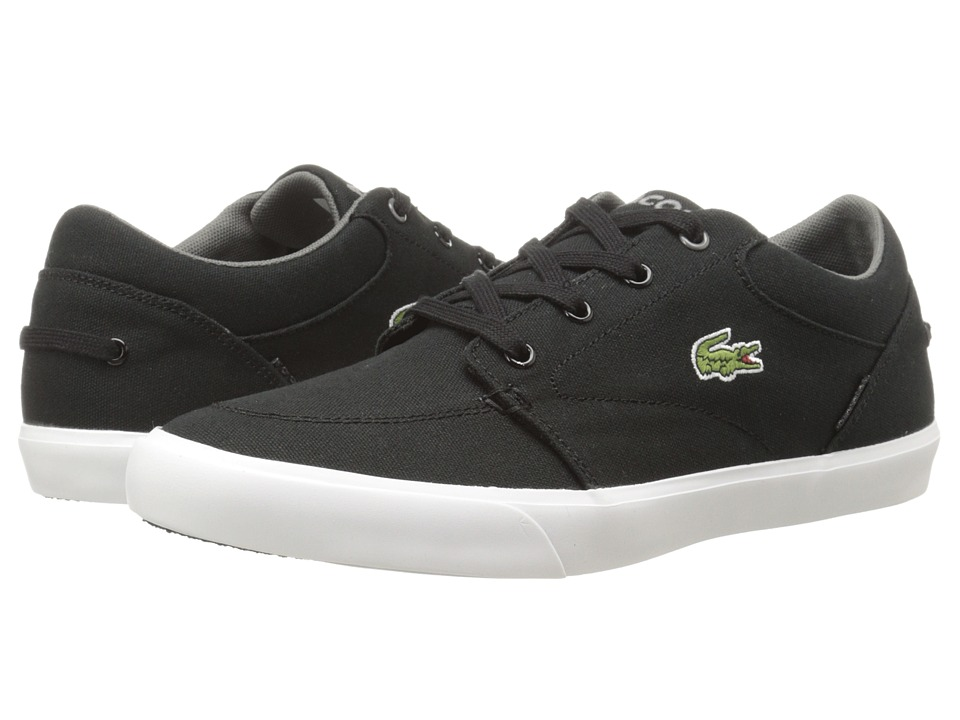 Lacoste - Bayliss (Black/Dark Grey) Men
