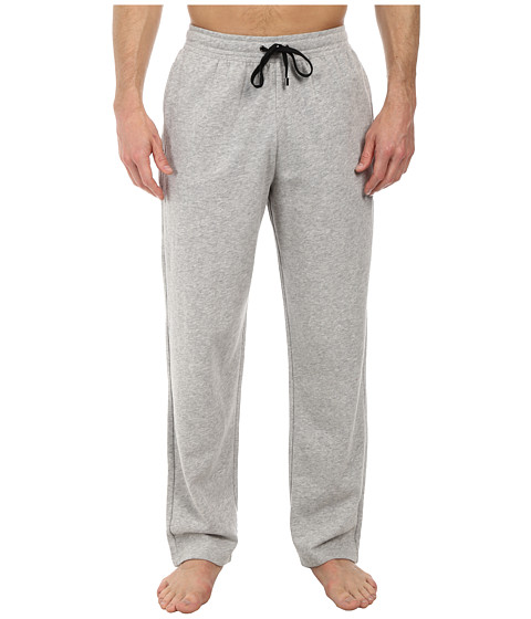 Calvin Klein Underwear - Soft Lounge Pants (Heather Grey) Men's Pajama