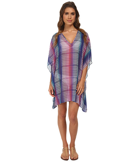 Tommy Bahama - Ombre Tunic Cover-Up (Petal Purple) Women's Swimwear