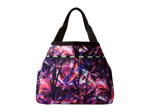 LeSportsac - Reversible Beach Tote (Maui Reversible) Tote Handbags