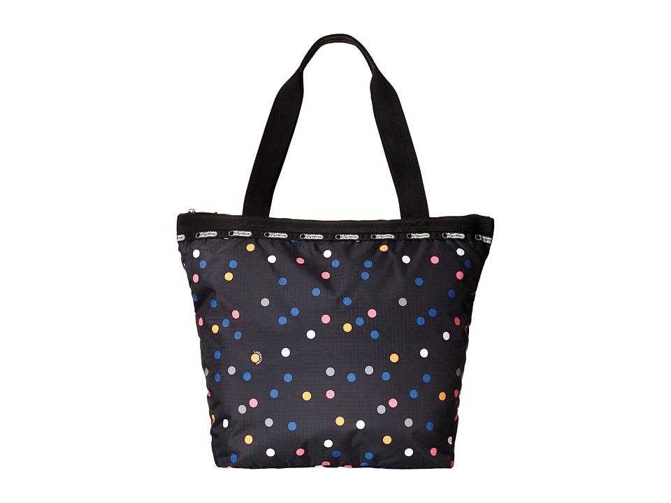 LeSportsac - Hailey Tote (Litho Dot) Tote Handbags