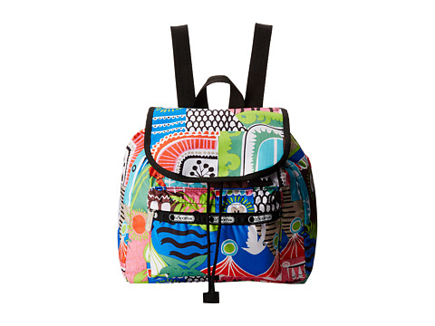 LeSportsac - Small Edie Backpack (ST. Barts) Backpack Bags