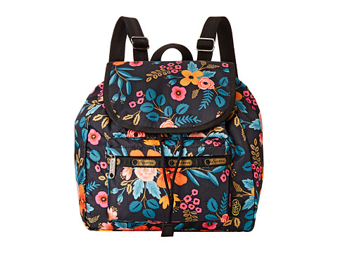 LeSportsac - Small Edie Backpack (Marion Floral) Backpack Bags