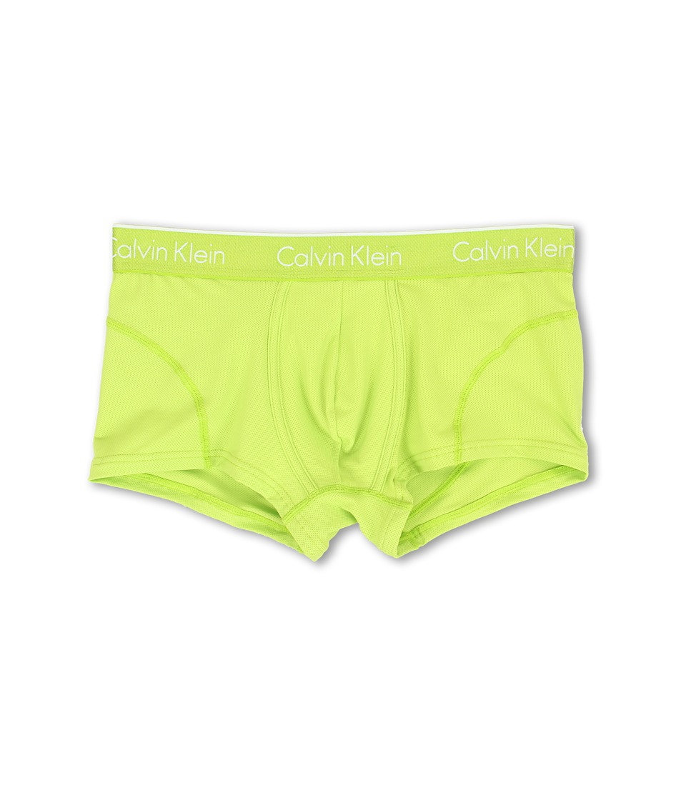 Calvin Klein Underwear - Air Micro Low Rise Trunk (Citrine Gem) Men's Underwear