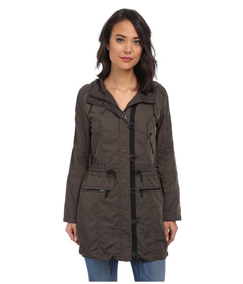 Marc New York by Andrew Marc - Leslie 30 Anorak (Olive) Women