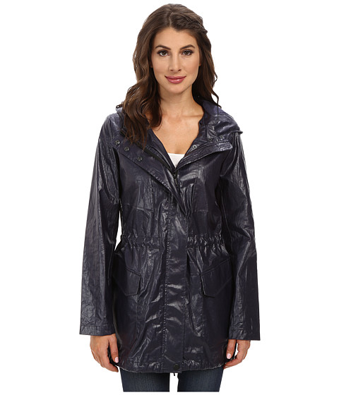 Marc New York by Andrew Marc - Ivy 33 Anorak (Denim) Women's Coat