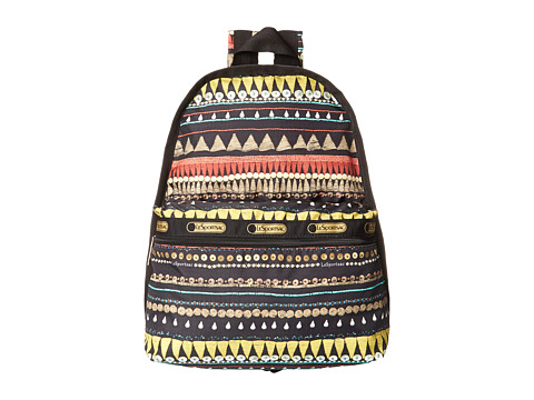 LeSportsac - Basic Backpack (Spice Market) Backpack Bags