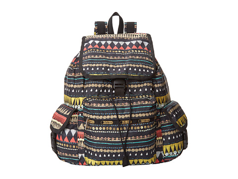 LeSportsac - Voyager Backpack (Spice Market) Backpack Bags