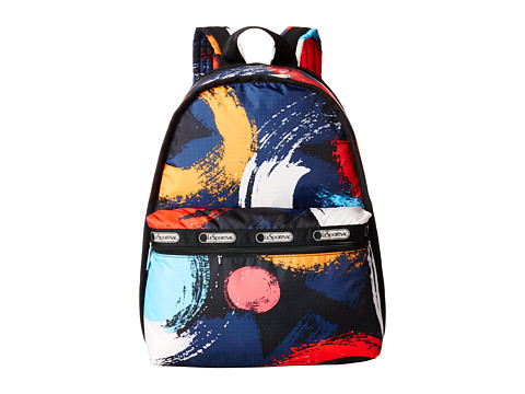 LeSportsac - Basic Backpack (Expressionist) Backpack Bags
