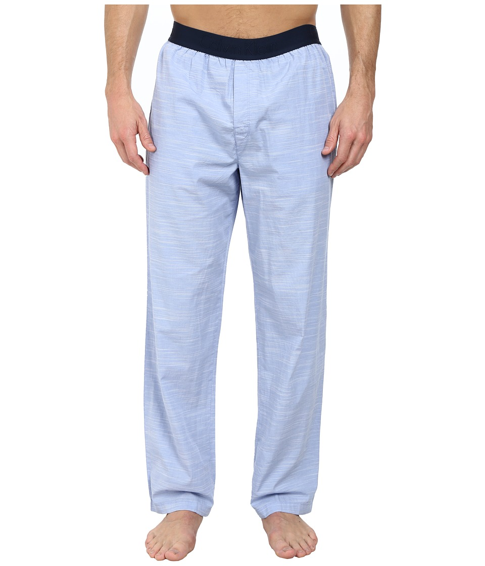 Calvin Klein Underwear - Chambray Pants (Grey Chambray) Men's Pajama
