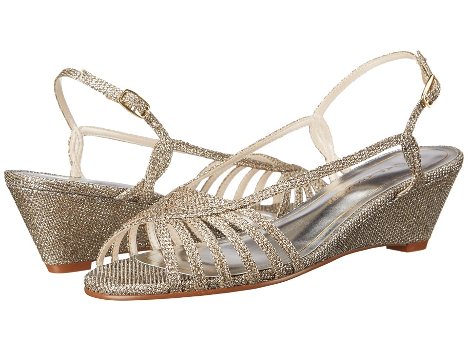 Caparros - Tango (Champagne Sparkle) Women's Shoes