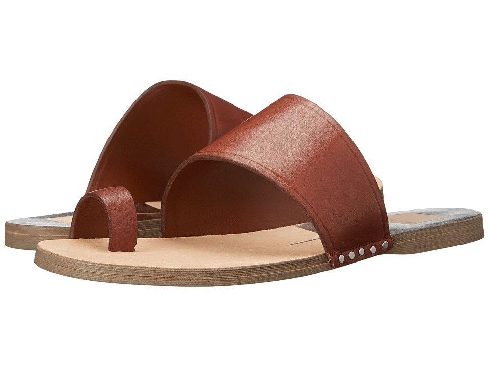 Dolce Vita - Venetia (Burnt Henna Leather) Women's Sandals
