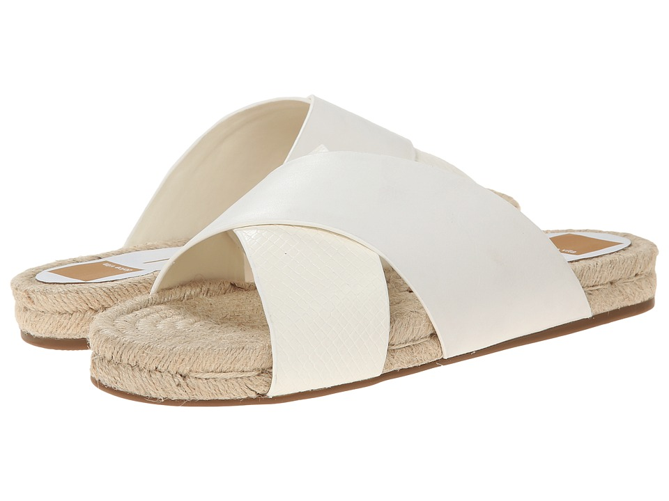 Dolce Vita Genivee (Off White Leather) Women