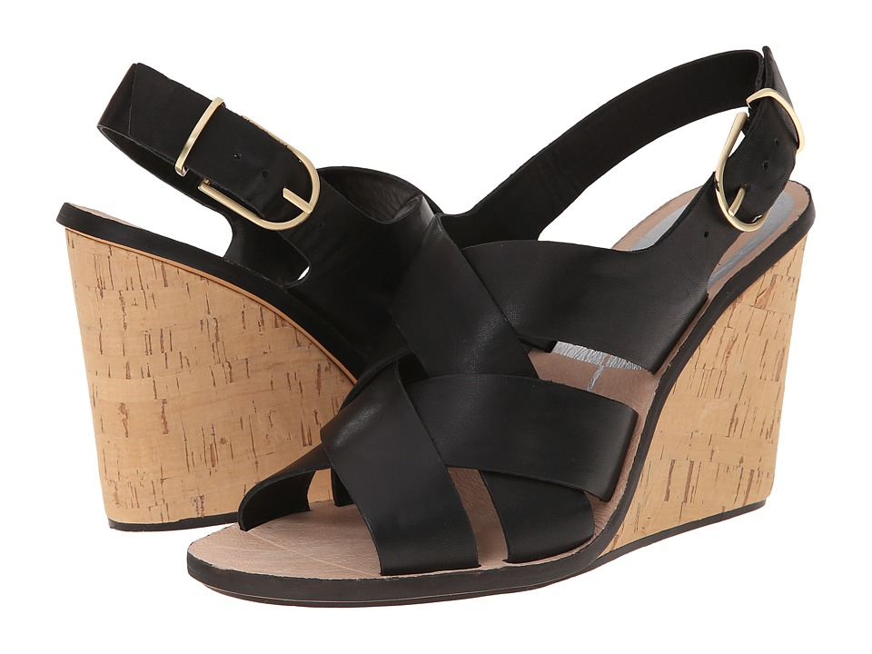 Dolce Vita Remie (Black Leather) Women