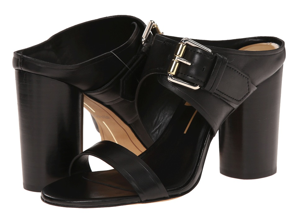 Dolce Vita - Maitlyn (Black Leather) High Heels