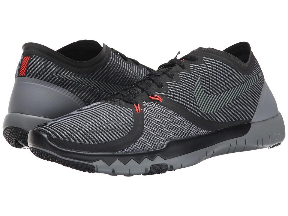 3d1262e4badfc ... Men s (749361 001 UPC 888409753921 product image for Nike - Free  Trainer 3.0 V4 (Black Cool Grey