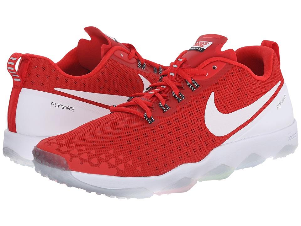 Nike - Zoom Hypercross TR2 (University Red/Black/White) Men