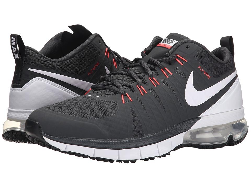 Nike - Air Max TR180 (Black/Bright Crimson/White) Men\u0026#39;s Cross Training Shoes