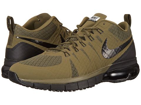 Nike - Air Max TR180 (Medium Olive/Black) Men