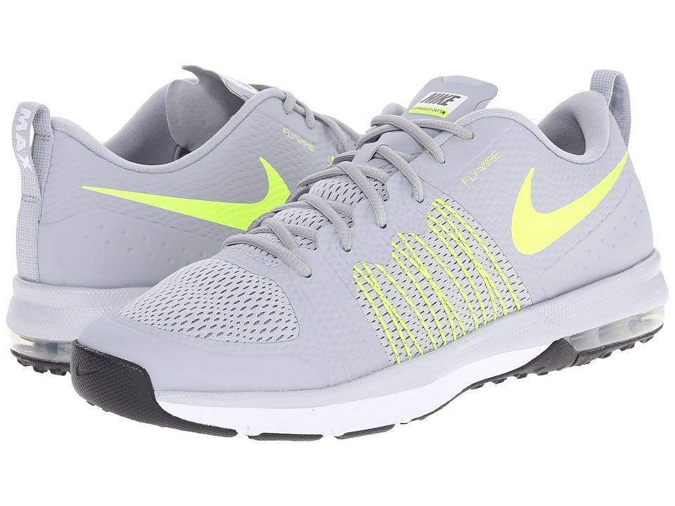 Nike Air Max Effort TR (Wolf Grey/Black/Volt) Men
