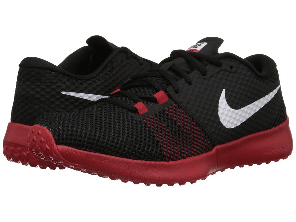 Nike - Zoom Speed TR 2 (Black/University Red/White) Men
