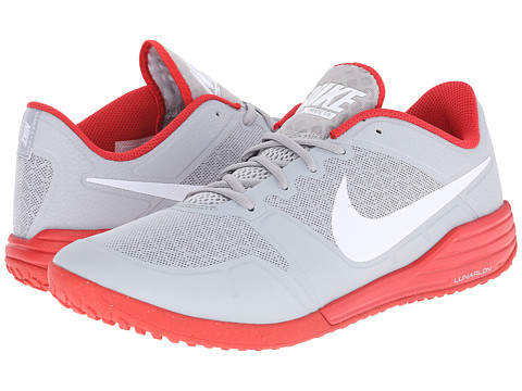 Nike - Lunar Ultimate TR (Wolf Grey/Univerity Red/White) Men