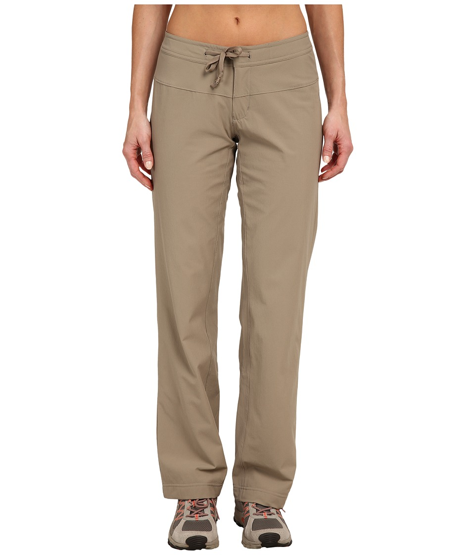Mountain Hardwear - Yumalina Pant (Khaki) Women's Casual Pants