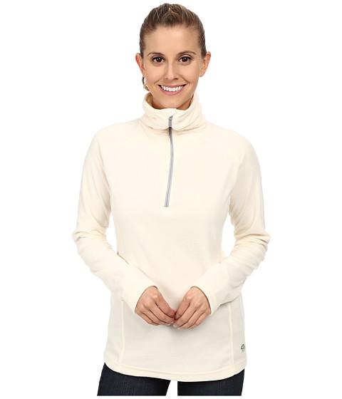 Mountain Hardwear - MicroChill Lite 1/2 Zip Top (Snow) Women